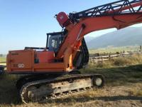 1996 Hitachi EX120 Excavator. This 1996 Hitachi EX120