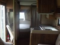 {PRICE REDUCED}This motor home is in good condition it