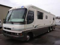 This good 1996 Holiday Rambler Endeavor 37CMF Class A