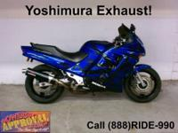 1996 Honda CBR 1000 Sport Bike - For sale with only