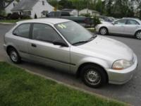 Options Included: N/A1996 Honda Civic in Stunning