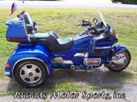 1996 Honda GL1500A Goldwing Aspencade Trike with 65,225