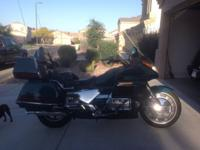 1996 Honda Goldwing 1500cc loaded 40 thousand miles