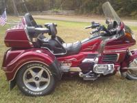 This trike is in great shape and ready to ride! Lehman