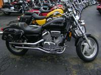 1996 Honda Magna Corbin seat with after market forward
