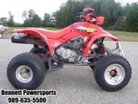 For Sale 1996 Honda TRX300 EX, This wheeler is in great