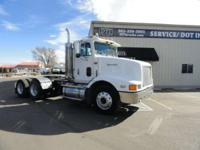 1996 International 9200 1996 International 9200 Tandem
