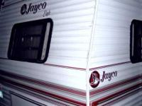 1996 Jayco Eagle. Thought about to be fully self