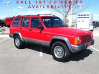 Options Included: 4WD Or AWD, 4 Doors, Steel Wheels,