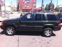 Options Included: Power Locks, 4x4, Anti-Lock Brakes,