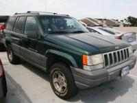 Options Included: N/A1996 Jeep Grand Cherokee Laredo