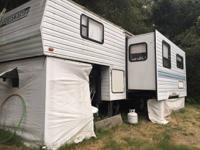 Stock Number: 728291. Kit brand 25 foot fifth wheel
