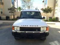 Beautiful 1996 Land Rover Discovery SD 4.0 L 4X4