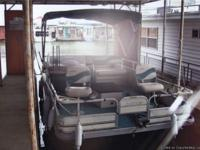 have 1996 Lowe pontoon boat for sale family friendly