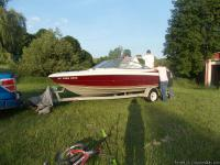 For Sale: 1996 Maxum 1900SR Boat & Trailer;