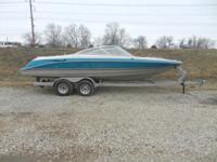 (620) 842-9136 ext.757 1996 Maxum 210 SS ski boat