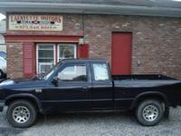 Options Included: N/A1996 MAZDA B4000 4X4 PICK UP, WITH