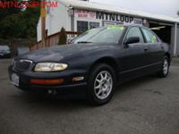 Options Included: Driver Airbag, Rear Window Defogger,