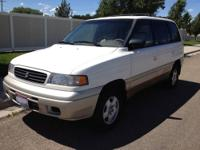 SUPER clean and low miles 1996 Mazda MPV 4x4 Minivan.