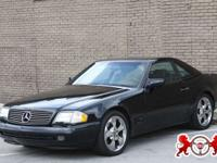 Options Included: N/A1996 MERCEDES-BENZ SL500 WITH