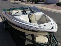 1996 Monterey Montura 186 Please contact owner Jerry at