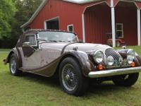 1996 Morgan 4/4 with 21,017 miles, a true right hand