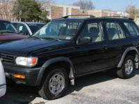 1996 Nissan Pathfinder -- ALL PARTS AVAILABLE! Body