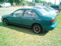 1996 Nissan Sentra Even at 19 years old, it's still a