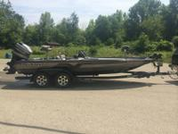 1996 Nitro 912 DC Bass Boat 225 HP!! I WILL DELIVER!