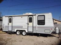 1996 Nomad M-2470-Deluxe Travel Trailer. Just recently