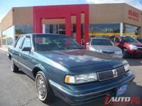 Options Included: N/AFRESH TRADE 1996 OLDSMOBILE CIERA