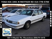 1996 Oldsmobile Cutlass Ciera SL New Price! ***