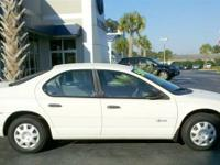 Options Included: Air Conditioning, Passenger Airbag,