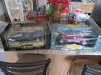 1996 PLYMOUTH PROWLER PURPLE ROADSTER MADE BY ERTL