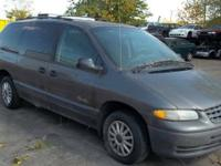 1996 Plymouth Voyager SE 3.0 Liter V-6 Engine  ALL BODY