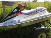 1996 SL 750 Jet ski in very good condition,