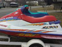 I have a 1996 Polaris SL900 for sale. the Ski is in