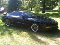 1996 Pontiac Trans Am. Runs/drives wonderful. Body