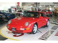Immaculate 1996 Porsche 911 Carrera