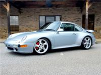 1996 Porsche 911 Carrera Turbo. 6-Speed Manual. Polar