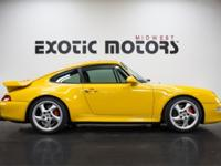 This is a Porsche, 911 for sale by Exotic Motors