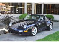 1996 Porsche 993 Turbo VIN: WPOAC2996TS376123 This 993