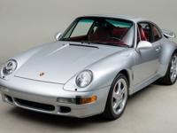 1996 Porsche 993 Turbo VIN: WP0AC2993TS375835 Completed