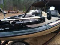 1996 Pro Gator Bass Boat fully loaded.  It has a