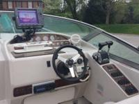 1996 Regal 322 Commodore 32 foot express cruiser with a