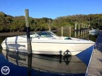 - Stock #41915 - Nice clean boat with a fresh rebuilt