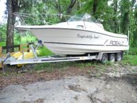1996 Robalo 2440,'96 Robalo 2440 WAFeatures:Twin 2008