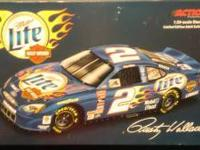 *ITEM: 1996 RUSTY WALLACE Action 1: 24 Silver 25th