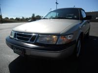 Options Included: N/AGet into this charming Saab 900 SE
