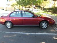 1996 Saturn SL2 - ORIGINAL OWNER!!! Automatic Drive, 4